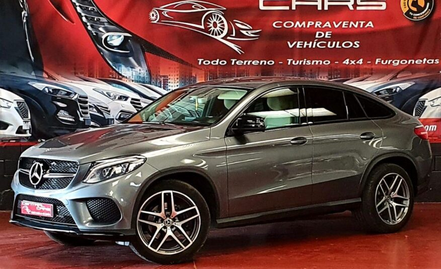 MERCEDES-BENZ Clase GLE Coupe