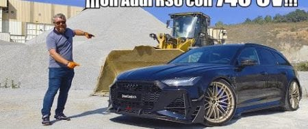 Audi RS6 Avant ABT RS6-R | Prueba / Test