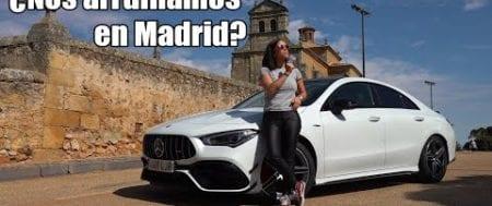 Mercedes-AMG CLA 45 S 4MATIC+ | Prueba / Test